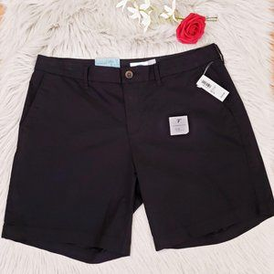 New Old Navy Casual Black Size 10 Shorts